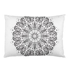 Art Coloring Flower Page Book Pillow Case