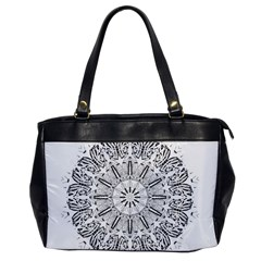 Art Coloring Flower Page Book Office Handbags