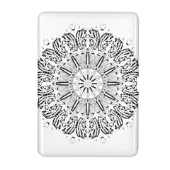 Art Coloring Flower Page Book Samsung Galaxy Tab 2 (10 1 ) P5100 Hardshell Case