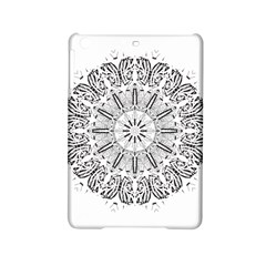 Art Coloring Flower Page Book Ipad Mini 2 Hardshell Cases