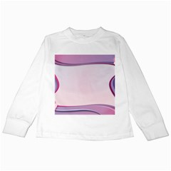 Background Image Greeting Card Heart Kids Long Sleeve T Shirts