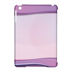 Background Image Greeting Card Heart Apple Ipad Mini Hardshell Case (compatible With Smart Cover)
