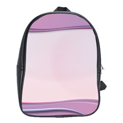 Background Image Greeting Card Heart School Bags (XL)