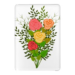 Roses Flowers Floral Flowery Samsung Galaxy Tab Pro 10 1 Hardshell Case