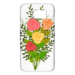 Roses Flowers Floral Flowery Galaxy S6