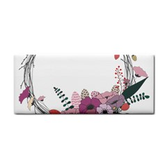 Flowers Twig Corolla Wreath Lease Cosmetic Storage Cases