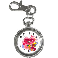 Heart Red Love Valentine S Day Key Chain Watches