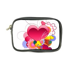Heart Red Love Valentine S Day Coin Purse