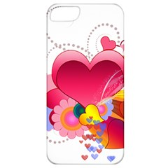 Heart Red Love Valentine S Day Apple Iphone 5 Classic Hardshell Case