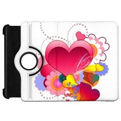 Heart Red Love Valentine S Day Kindle Fire Hd 7