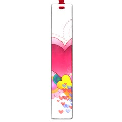 Heart Red Love Valentine S Day Large Book Marks
