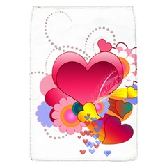 Heart Red Love Valentine S Day Flap Covers (l)