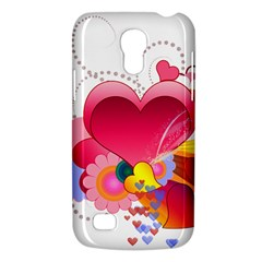 Heart Red Love Valentine S Day Galaxy S4 Mini