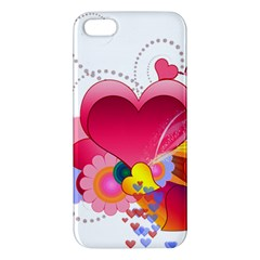 Heart Red Love Valentine S Day Iphone 5s/ Se Premium Hardshell Case