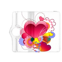 Heart Red Love Valentine S Day Kindle Fire Hdx 8 9  Flip 360 Case
