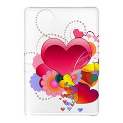 Heart Red Love Valentine S Day Samsung Galaxy Tab Pro 10 1 Hardshell Case
