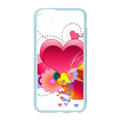 Heart Red Love Valentine S Day Apple Seamless iPhone 6/6S Case (Color)