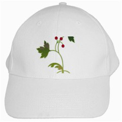 Element Tag Green Nature White Cap