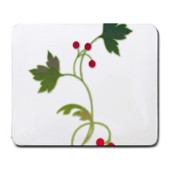 Element Tag Green Nature Large Mousepads