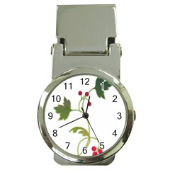 Element Tag Green Nature Money Clip Watches