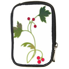 Element Tag Green Nature Compact Camera Cases