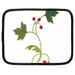 Element Tag Green Nature Netbook Case (xl)