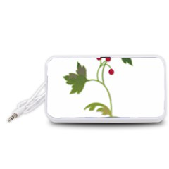 Element Tag Green Nature Portable Speaker (White)