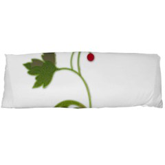 Element Tag Green Nature Body Pillow Case Dakimakura (two Sides)