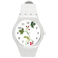 Element Tag Green Nature Round Plastic Sport Watch (m)