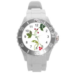 Element Tag Green Nature Round Plastic Sport Watch (L)