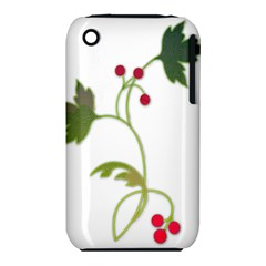 Element Tag Green Nature iPhone 3S/3GS
