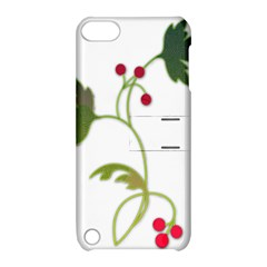 Element Tag Green Nature Apple iPod Touch 5 Hardshell Case with Stand