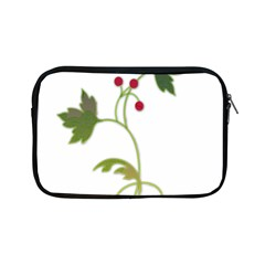 Element Tag Green Nature Apple Ipad Mini Zipper Cases