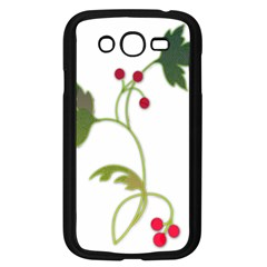 Element Tag Green Nature Samsung Galaxy Grand Duos I9082 Case (black)