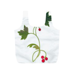 Element Tag Green Nature Full Print Recycle Bags (s)