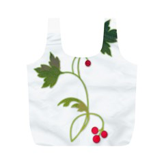 Element Tag Green Nature Full Print Recycle Bags (m)