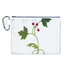 Element Tag Green Nature Canvas Cosmetic Bag (L)