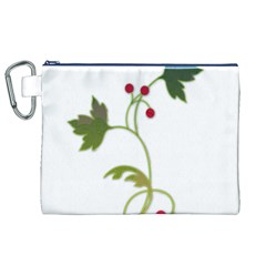 Element Tag Green Nature Canvas Cosmetic Bag (XL)