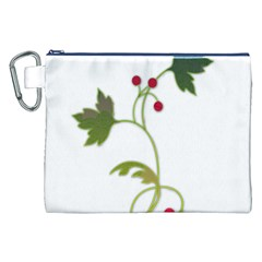 Element Tag Green Nature Canvas Cosmetic Bag (XXL)