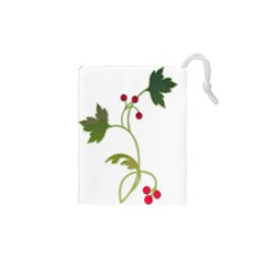 Element Tag Green Nature Drawstring Pouches (XS)