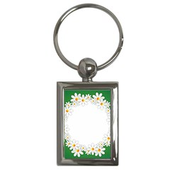 Photo Frame Love Holiday Key Chains (rectangle)