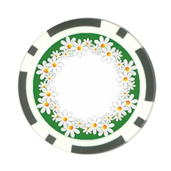 Photo Frame Love Holiday Poker Chip Card Guard