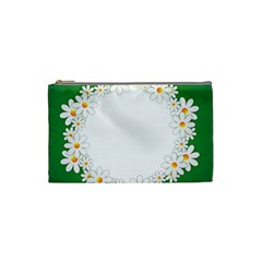 Photo Frame Love Holiday Cosmetic Bag (small)