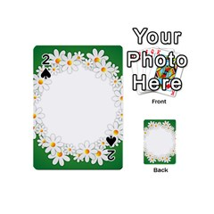 Photo Frame Love Holiday Playing Cards 54 (Mini)