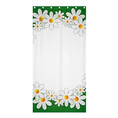 Photo Frame Love Holiday Shower Curtain 36  X 72  (stall)