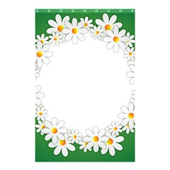 Photo Frame Love Holiday Shower Curtain 48  X 72  (small)
