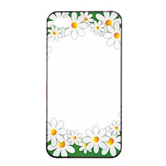 Photo Frame Love Holiday Apple iPhone 4/4s Seamless Case (Black)