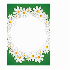 Photo Frame Love Holiday Large Garden Flag (Two Sides)