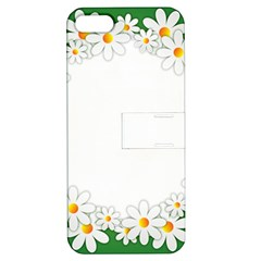 Photo Frame Love Holiday Apple iPhone 5 Hardshell Case with Stand