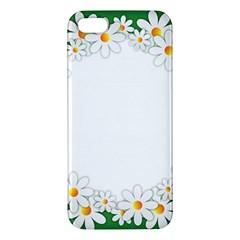 Photo Frame Love Holiday Iphone 5s/ Se Premium Hardshell Case
